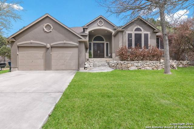 874 Mission Hills Dr, New Braunfels, TX 78130 (MLS #1515116) :: The Real Estate Jesus Team