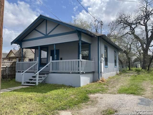 1708 Dakota St, San Antonio, TX 78203 (MLS #1515224) :: Williams Realty & Ranches, LLC