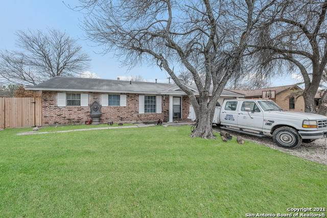 170 Meadow Trail Dr, San Antonio, TX 78227 (MLS #1515240) :: Vivid Realty