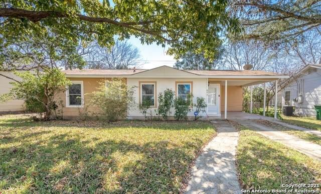 842 Utopia Ln, San Antonio, TX 78223 (MLS #1515349) :: The Lugo Group
