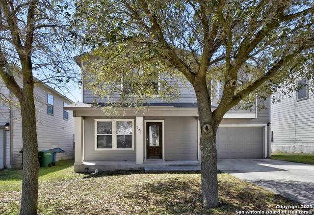 227 Butternut Blvd, San Antonio, TX 78245 (MLS #1515372) :: Neal & Neal Team