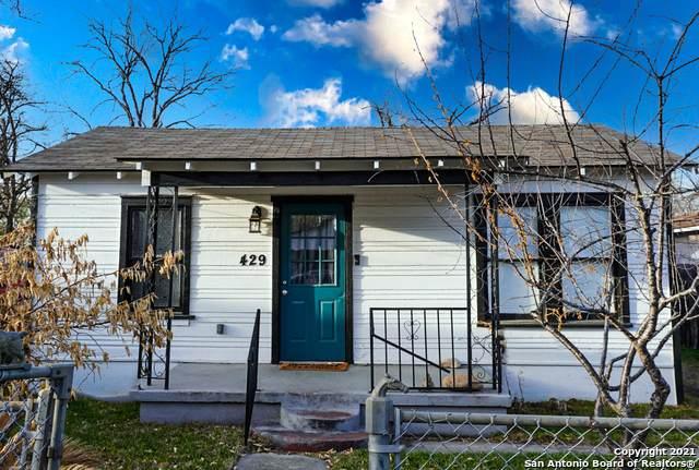 429 Cordelia St, San Antonio, TX 78237 (#1515373) :: The Perry Henderson Group at Berkshire Hathaway Texas Realty