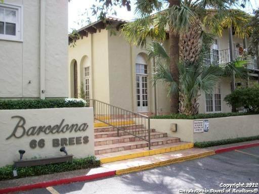 66 Brees Blvd #73, San Antonio, TX 78209 (MLS #1515480) :: Vivid Realty