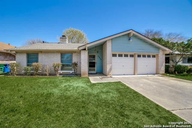 4614 Canterbrook, San Antonio, TX 78238 (MLS #1515545) :: The Mullen Group | RE/MAX Access