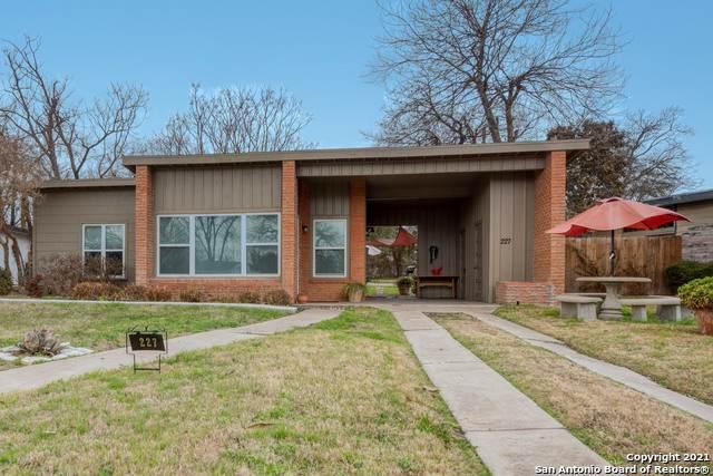 227 Karen Ln, San Antonio, TX 78209 (MLS #1515665) :: The Real Estate Jesus Team