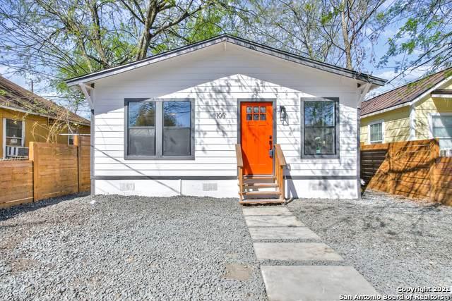 105 Ewald St, San Antonio, TX 78212 (MLS #1515693) :: BHGRE HomeCity San Antonio