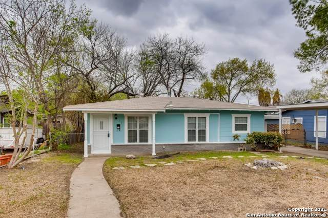 950 Glamis Ave, San Antonio, TX 78223 (MLS #1515708) :: Alexis Weigand Real Estate Group