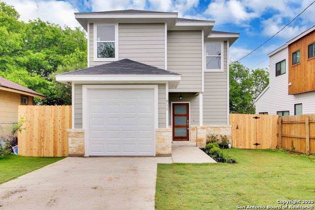 811 Potomac, San Antonio, TX 78202 (MLS #1515712) :: The Real Estate Jesus Team