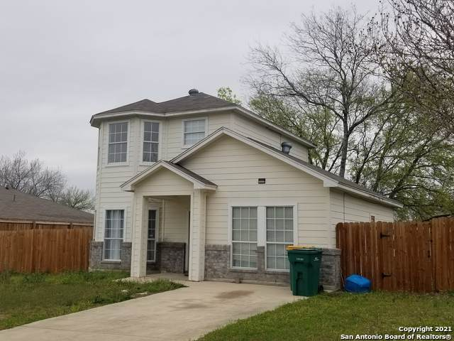 7311 Trance Ln, Converse, TX 78109 (MLS #1515722) :: Williams Realty & Ranches, LLC