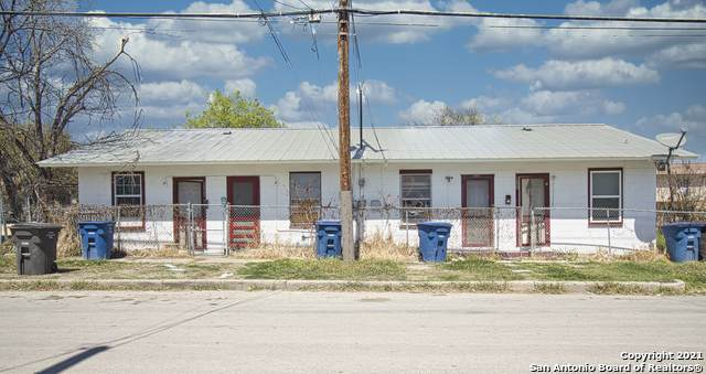 1007 El Paso St, San Antonio, TX 78207 (MLS #1515753) :: The Real Estate Jesus Team