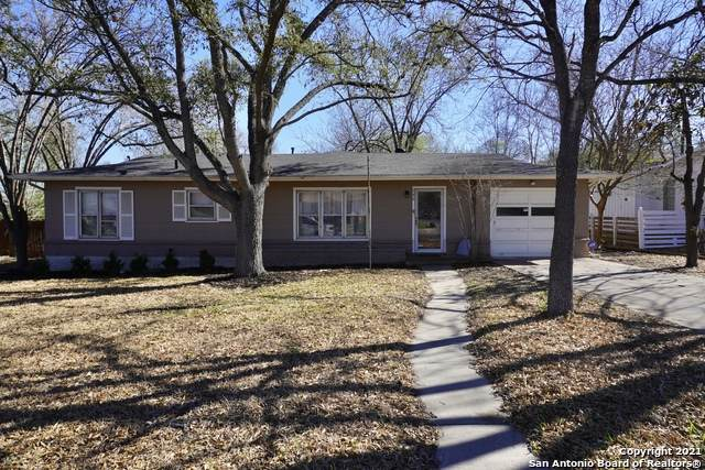 740 Rittiman Rd, Terrell Hills, TX 78209 (MLS #1515829) :: The Gradiz Group