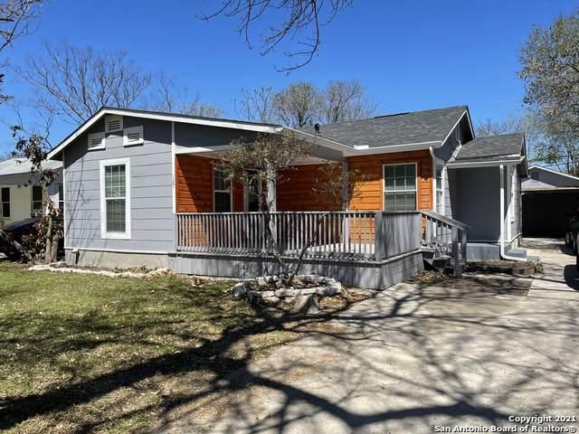 127 Shadwell Dr, San Antonio, TX 78228 (MLS #1515844) :: 2Halls Property Team | Berkshire Hathaway HomeServices PenFed Realty