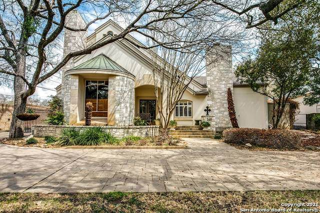 140 Auburn Place, Terrell Hills, TX 78209 (MLS #1515848) :: The Real Estate Jesus Team