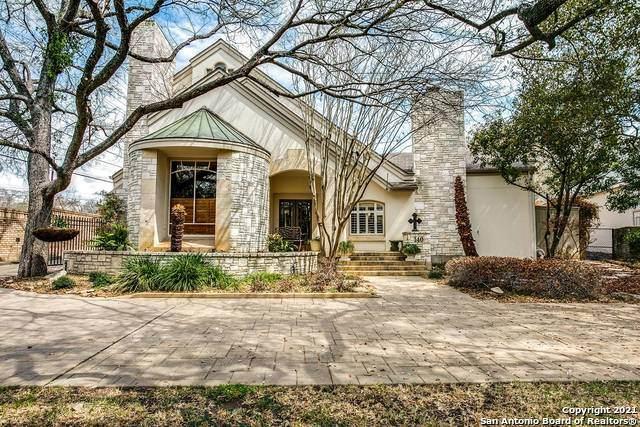 140 Auburn Place, Terrell Hills, TX 78209 (MLS #1515848) :: The Gradiz Group
