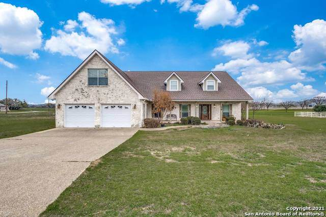 178 Spring Creek Cir, Bandera, TX 78003 (MLS #1515878) :: The Glover Homes & Land Group