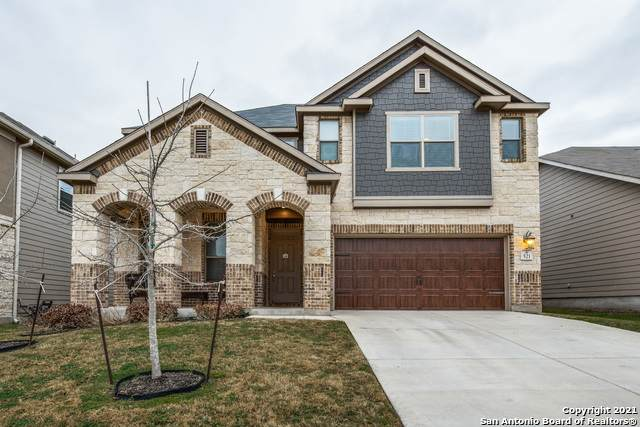 521 Landmark Gate, Cibolo, TX 78108 (MLS #1515893) :: Williams Realty & Ranches, LLC