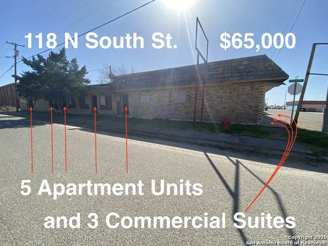 118 N South St, Mathis, TX 78368 (MLS #1515954) :: The Glover Homes & Land Group