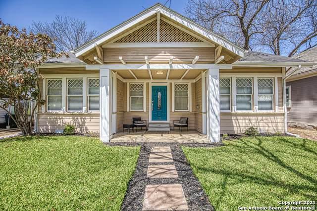 115 Panama Ave, San Antonio, TX 78210 (MLS #1515969) :: Exquisite Properties, LLC