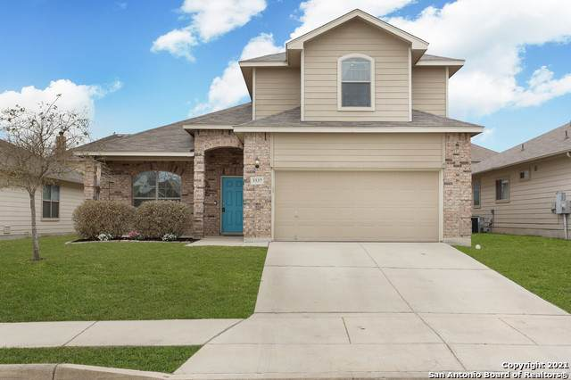 3337 Orth Ave, Schertz, TX 78108 (MLS #1515979) :: Vivid Realty