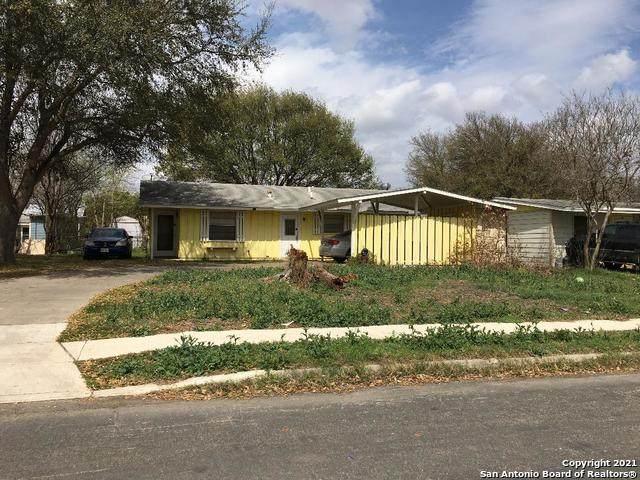 111 Tropicana Pl, San Antonio, TX 78242 (MLS #1516025) :: Carter Fine Homes - Keller Williams Heritage