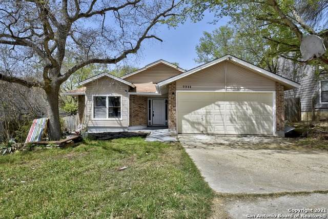 7711 Skyline Ridge Dr, San Antonio, TX 78239 (MLS #1516124) :: Real Estate by Design