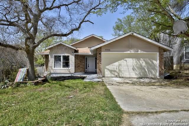7711 Skyline Ridge Dr, San Antonio, TX 78239 (MLS #1516124) :: The Lugo Group