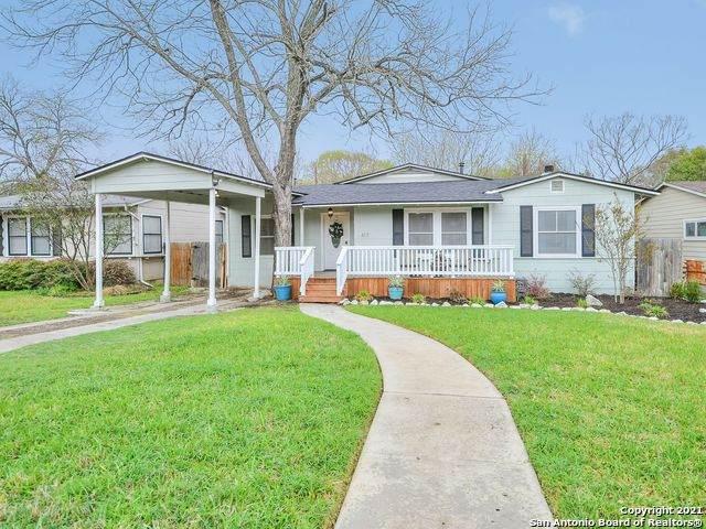 417 Brees Blvd, San Antonio, TX 78209 (MLS #1516154) :: The Real Estate Jesus Team