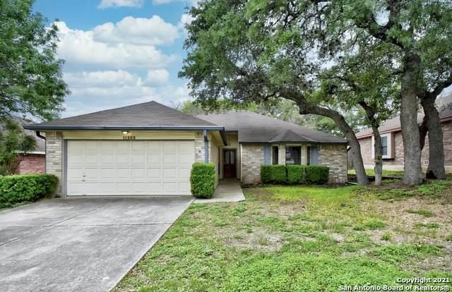 11203 Forest Shower, Live Oak, TX 78233 (MLS #1516288) :: Keller Williams Heritage