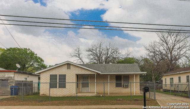 1222 Kyle St, San Antonio, TX 78224 (MLS #1516309) :: Santos and Sandberg
