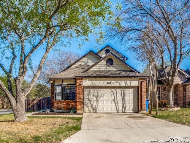 9418 Caen, San Antonio, TX 78254 (MLS #1516374) :: The Rise Property Group