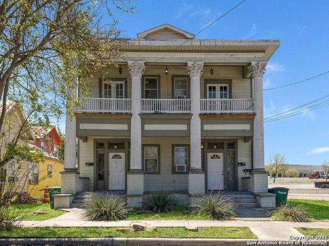724 Marshall St, San Antonio, TX 78212 (MLS #1516423) :: EXP Realty
