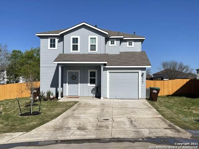 5727 Soothing Water, San Antonio, TX 78244 (MLS #1516457) :: 2Halls Property Team | Berkshire Hathaway HomeServices PenFed Realty