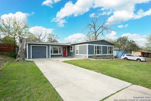 419 Karen Ln, San Antonio, TX 78209 (MLS #1516475) :: The Lugo Group