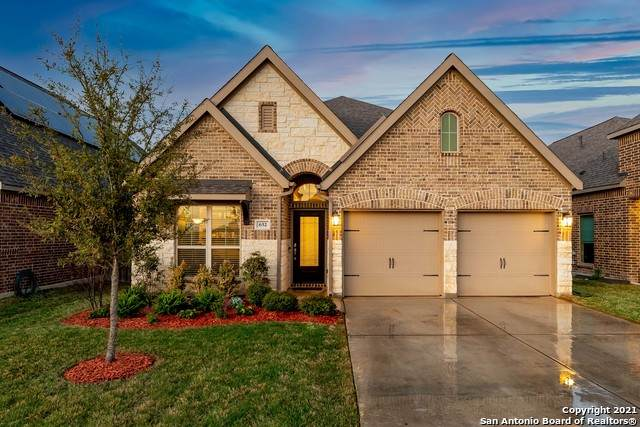 652 Arroyo Dorado, New Braunfels, TX 78130 (MLS #1516492) :: The Gradiz Group