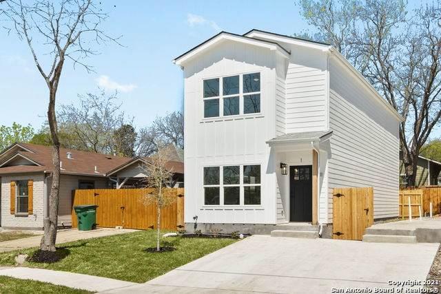 811 Nevada St, San Antonio, TX 78203 (#1516500) :: The Perry Henderson Group at Berkshire Hathaway Texas Realty