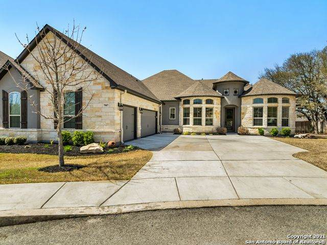 7907 Drury Pass, Boerne, TX 78015 (MLS #1516579) :: The Lopez Group