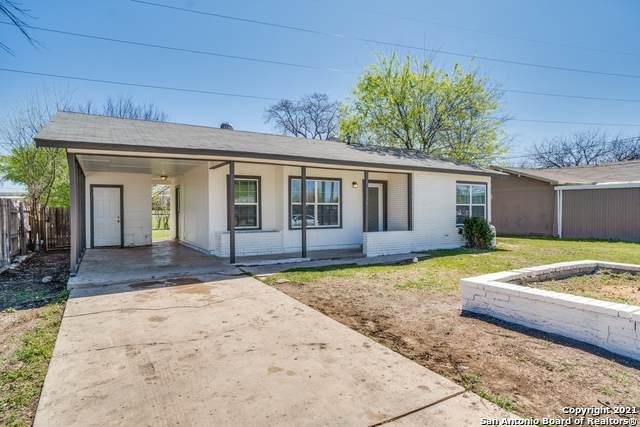 7134 Glendora Ave, San Antonio, TX 78218 (MLS #1516610) :: The Gradiz Group