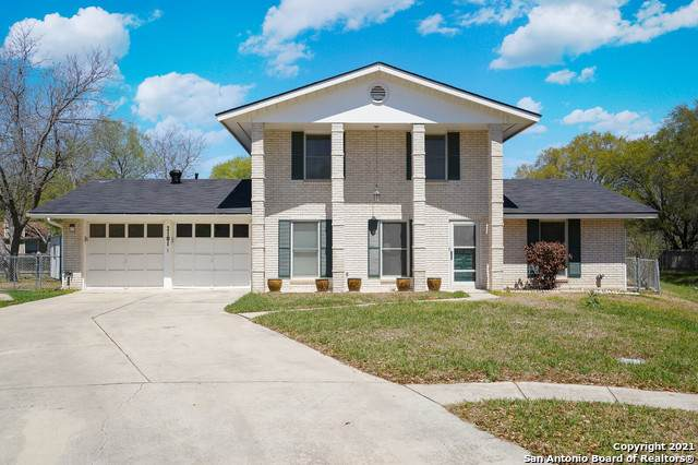 2101 Peach Blossom St, San Antonio, TX 78247 (MLS #1516684) :: The Lopez Group
