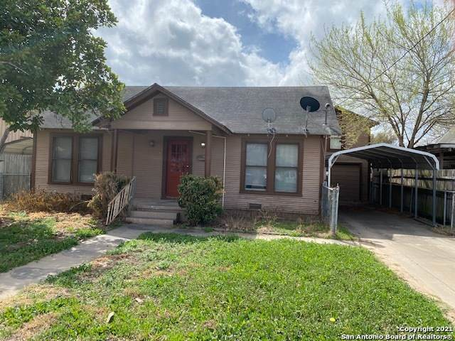 522 Commerce St, Pleasanton, TX 78064 (MLS #1516692) :: Santos and Sandberg