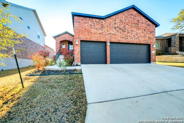 1215 Red Rock Ranch, San Antonio, TX 78245 (MLS #1516699) :: Carter Fine Homes - Keller Williams Heritage