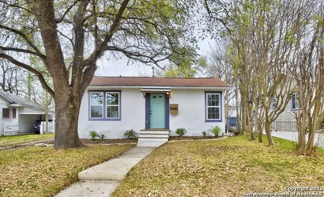 2313 Arbor Pl, San Antonio, TX 78207 (MLS #1516701) :: The Glover Homes & Land Group