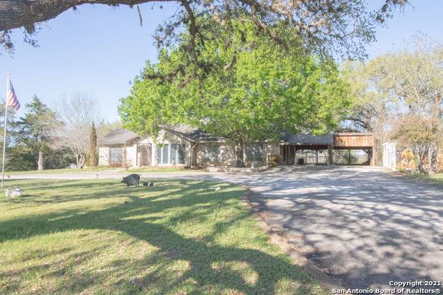 375 Tschoepe Road, Seguin, TX 78155 (MLS #1516709) :: Williams Realty & Ranches, LLC