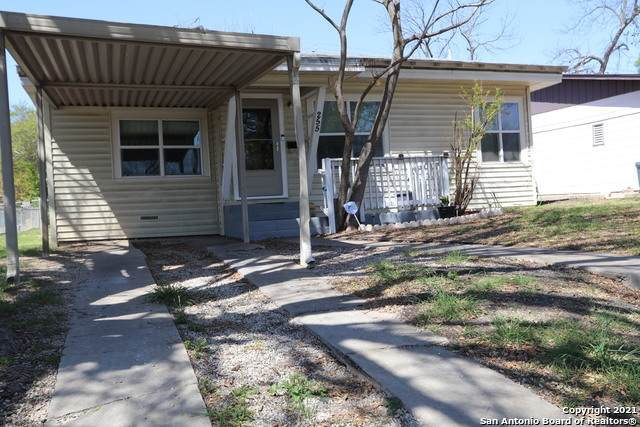255 Nassau Dr, San Antonio, TX 78213 (#1516736) :: The Perry Henderson Group at Berkshire Hathaway Texas Realty