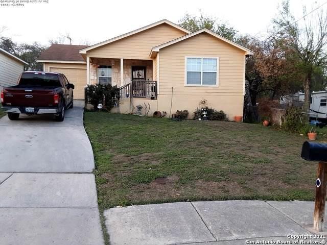 2807 Wade St, San Antonio, TX 78210 (MLS #1516820) :: Vivid Realty