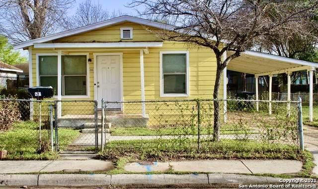 235 Noria St, San Antonio, TX 78207 (MLS #1516890) :: The Gradiz Group
