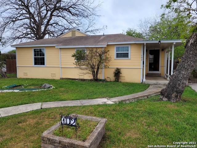 102 Westminster Ave, San Antonio, TX 78228 (MLS #1516927) :: The Lopez Group