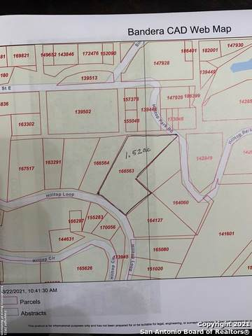 0 Hilltop Loop, Lakehills, TX 78063 (MLS #1516928) :: Williams Realty & Ranches, LLC