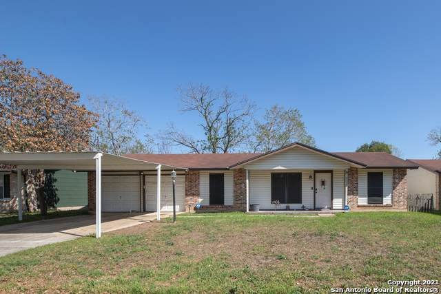 10730 Green Trail Dr, San Antonio, TX 78223 (MLS #1516965) :: 2Halls Property Team | Berkshire Hathaway HomeServices PenFed Realty