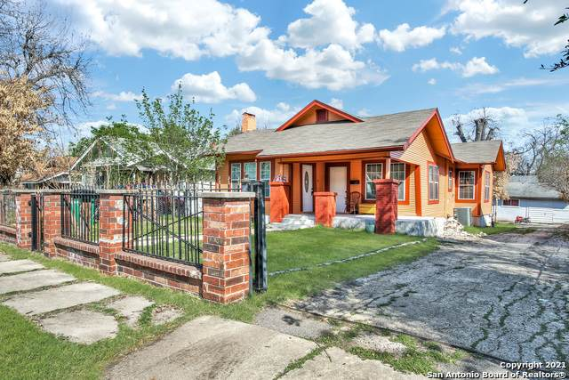 735 Bailey Ave, San Antonio, TX 78210 (MLS #1516989) :: Williams Realty & Ranches, LLC
