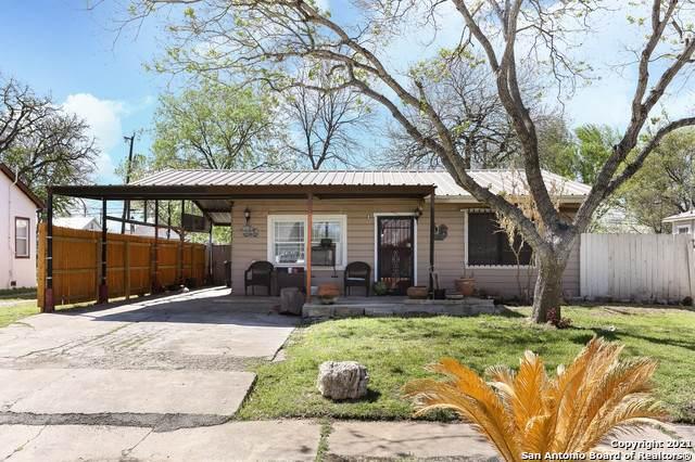 1240 Mckinley Ave, San Antonio, TX 78210 (MLS #1516995) :: Williams Realty & Ranches, LLC